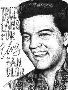 True Fans For Elvis Fan Club