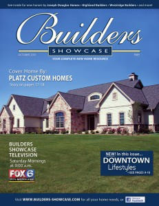 OCTOBER 2013 - Builders Showcase