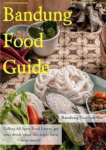 Bandung Food Guide (Prototype)