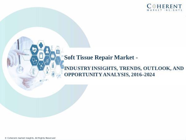Pharmacutical Soft Tissue Repair Market