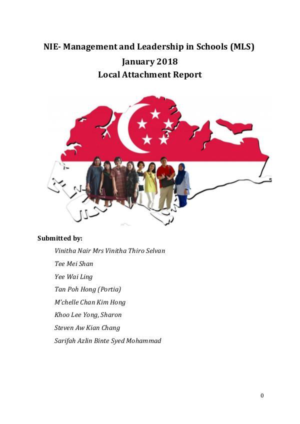 MLS Jan 2018 Local Attachment MLS local report final