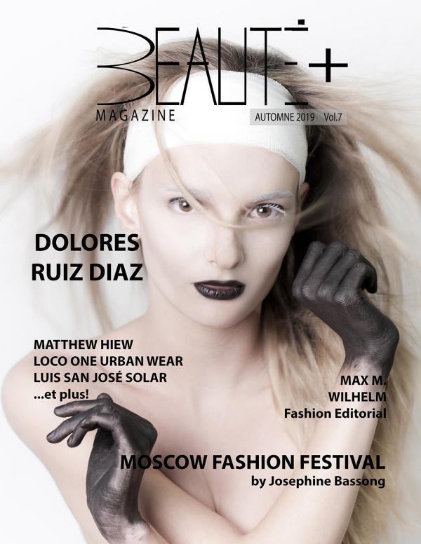 BEAUTÉ PLUS MAGAZINE VOL.7 BeautePlusMagazine #7