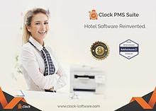 All-Round Cloud Hotel Platform by Clock