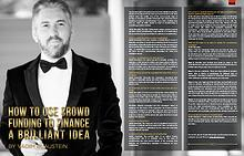 How to use crowd funding to finance a brilliant idea