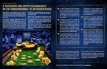Vadim Blaustein: 5 redenen om cryptocurrency in uw onderneming te int