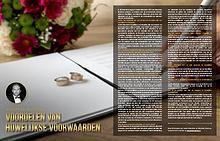Vadim Blaustein: Waarom huwelijkse voorwaarden