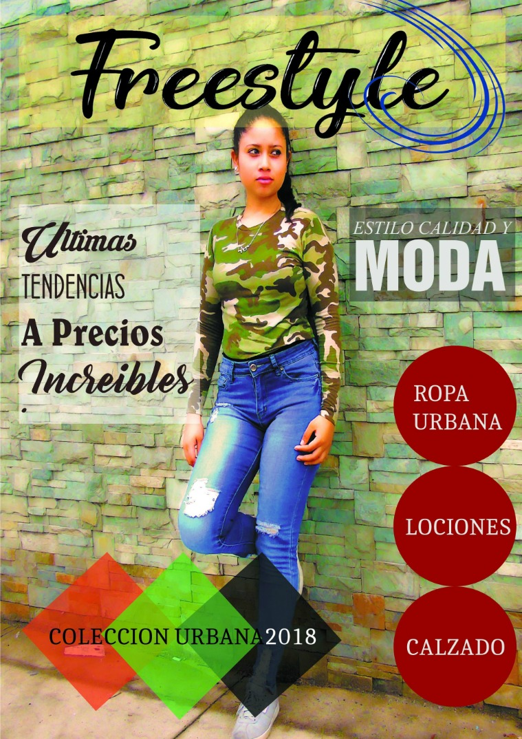 catalogo Freestyle Ricardo Lopez Freestyle