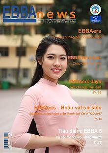 EBBA NEWS