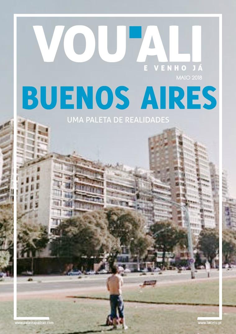 Vou Ali Venho Já Buenos Aires