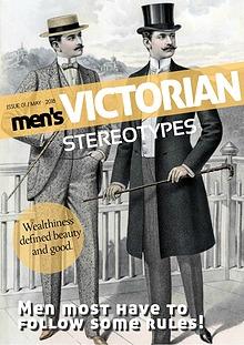 Men's Victorian Stereotypes