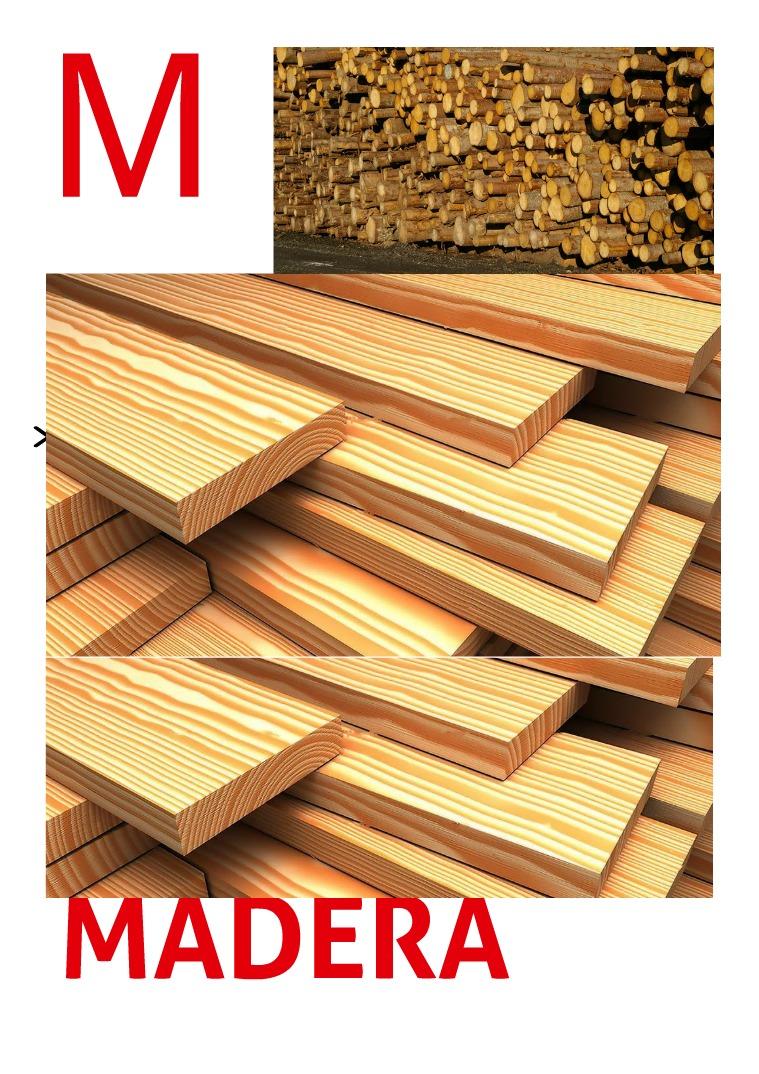 la madera 034