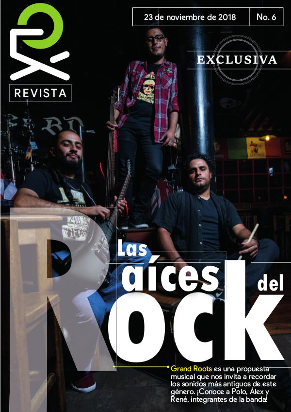 Revista Rx 6 Revista Rx 6
