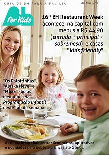 BH for Kids - Guia de BH para a família