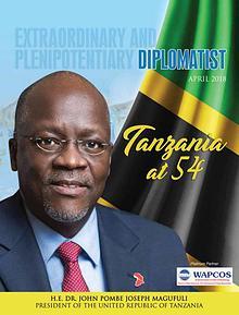 Diplomatist Special Report - Tanzania