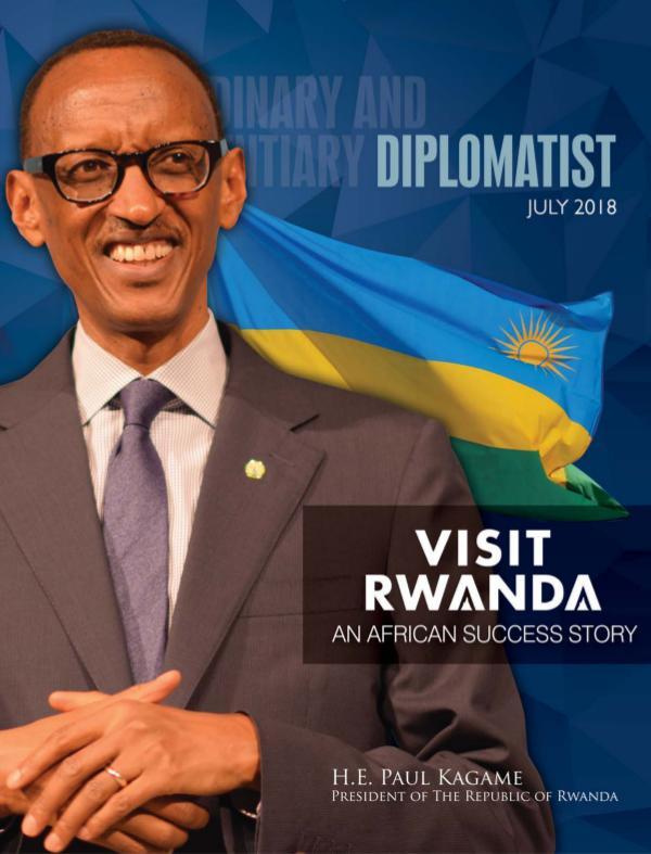 Diplomatist Magazine Rwanda 2018