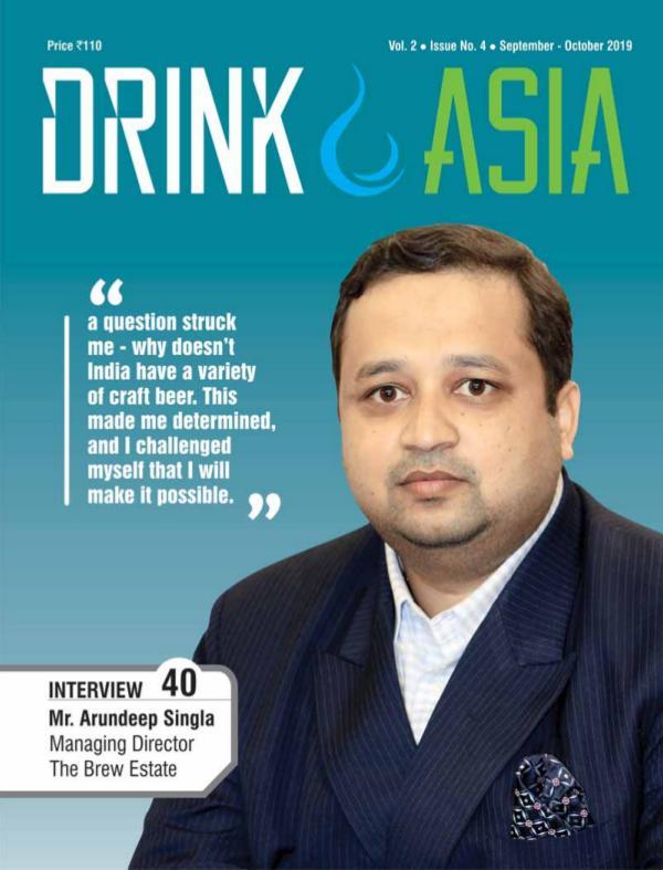 Drink Asia September - October 2019