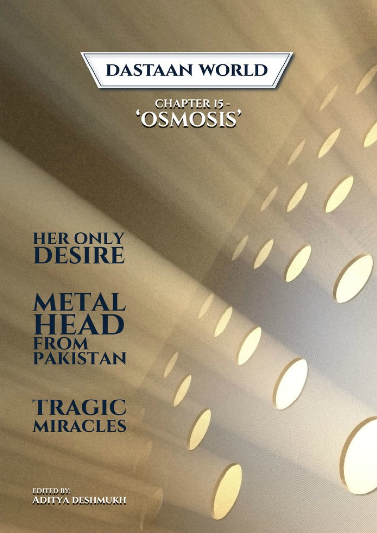 Dastaan World Issue 15 - Osmosis