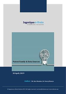 Data Sources and Patent Family Overview