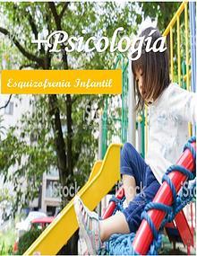 Esquizofrenia infantil