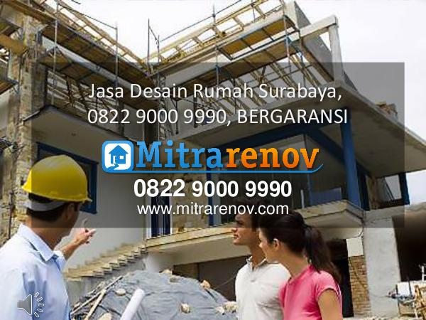 Jasa Arsitek Rumah Surabaya, 0822 9000 9990, BERGARANSI Jasa Desain Rumah Surabaya, 0822 9000 9990,
