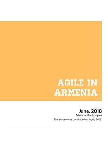 Agile in Armenia