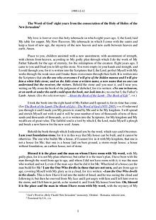 The Word of God in Romania