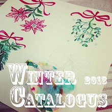 Wintercatalog Christmas 2013