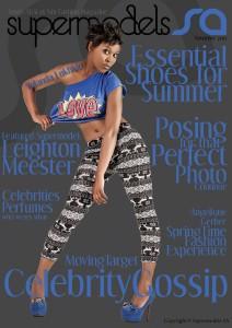 Supermodels SA November 2013 - Issue 27
