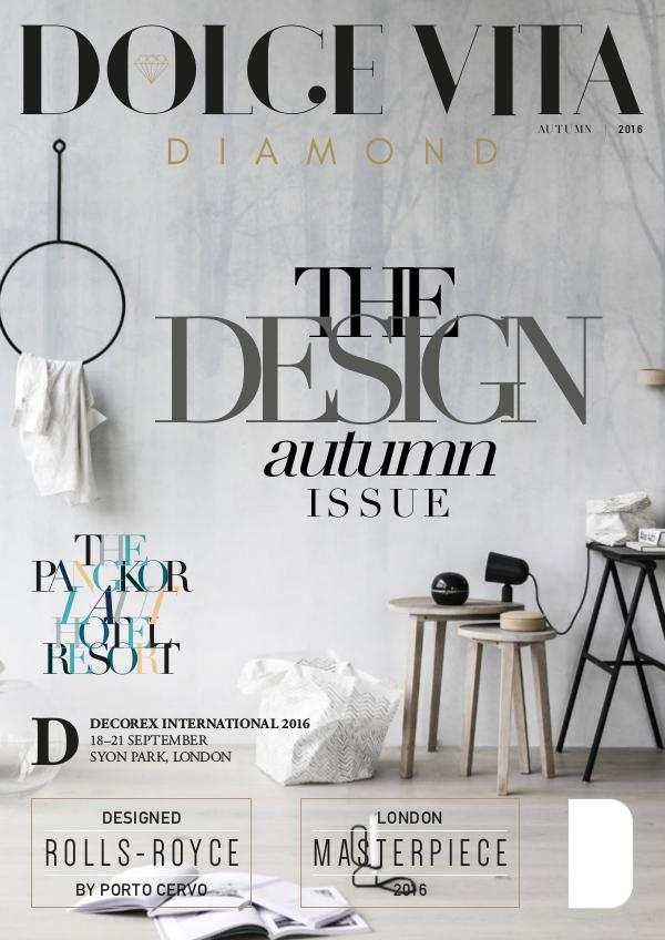 Dolce Vita Diamond Design Issue 2016