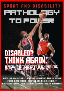 Sports and Disability December 2013