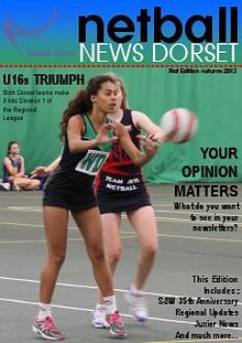 Dorset Netball Post