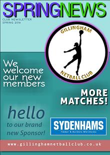 Gillingham Netball Club