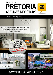 Pretoria Info