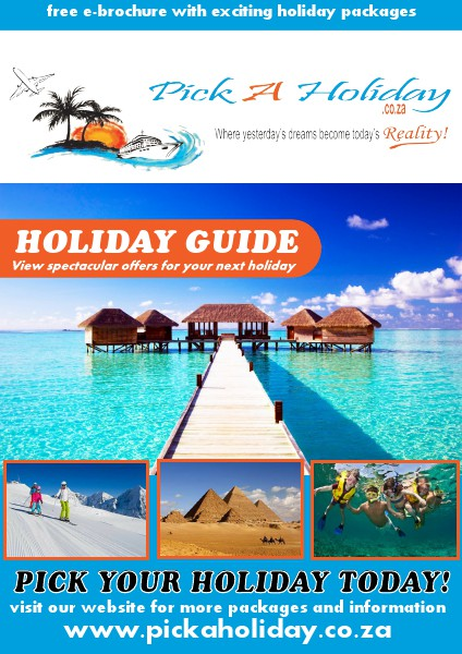 Pick A Holiday March 2014