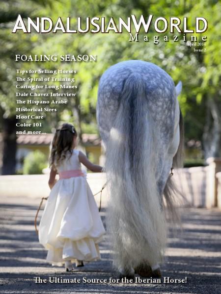 AndalusianWorld Magazine April 2014