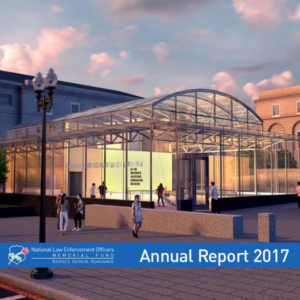 2017 Annual Report NLEOMF_AnnualReport_2017_FINAL_web