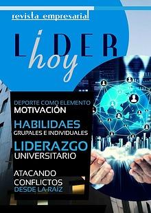 Revista Líder hoy