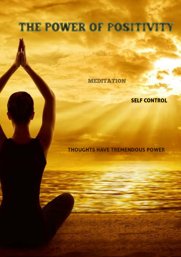 THE POWER of POSITIVE THINKING 1