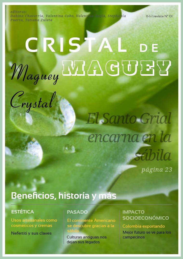 cristal de maguey cristal de maguey