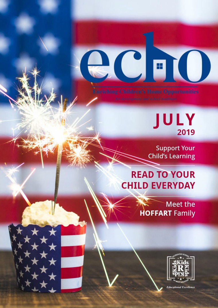 ECHO July 2019 Issue 1