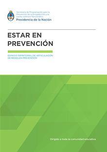 Estar en prevención