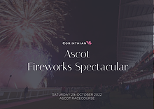 Fireworks Spectacular Ascot | PB