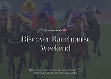 Discover Racehorse Weekend   Private Box