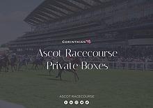 Ascot Private Boxes (Generic)