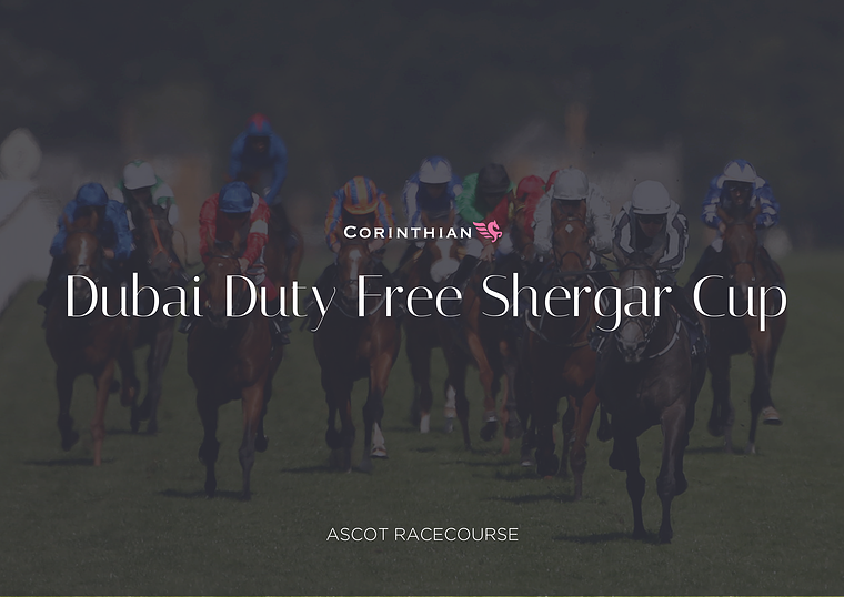 Shergar Cup | Private Box Horse Racing | Corporate Hospitality