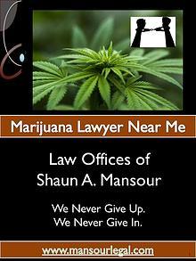 Marijuana Lawyer Near Me