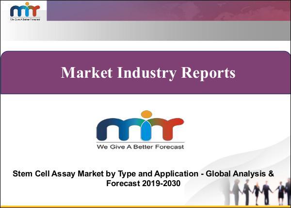 Hospital EMR Systems Market Stem Cell Assay Market
