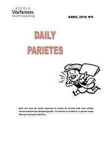 Revista DailyParietes núm 5