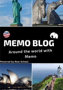 Memo blog - Just live in English