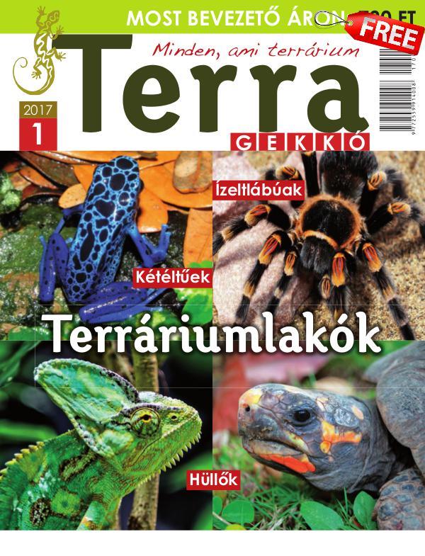 Terra Gekkó Magazin Free 2017/1